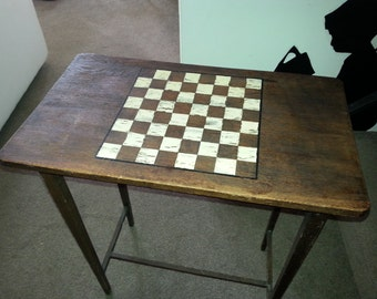 Vintage Games Table