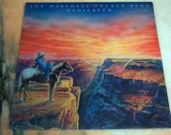 SEALED LP - Marshall Tucker Band - Dedicated, Warner Bros