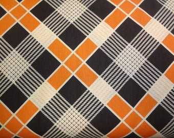 Denyse Schmidt's pattern Strong Plaid in the color Sorbet for Free Spirit - 1 yard cut