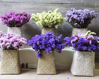 Statice bouquet ,Dry flower,Wedding,Dried flowers,Valentine,Special occasions,Decoration