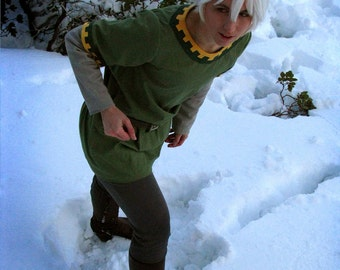 Jack Frost (Jack of Fables) Cosplay