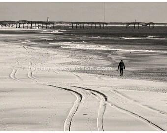 Solitary Walk