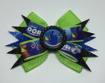 Finding Dory Disney Pixar Hair Bow