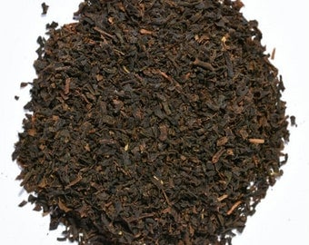 EARL GREY | Black Tea | Organic | Breakfast Blend | Loose Leaf | Tea Bags | Tea Tin | Iced Tea | Eco-Friendly