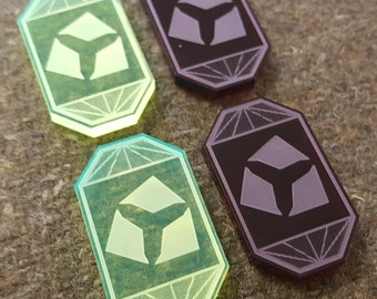 Scatter Tokens