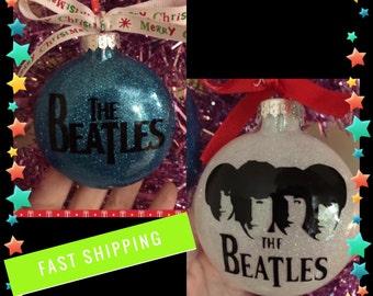 The Beatles ornament, Beatles, music