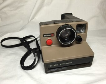 Vintage Polaroid Pronto! S Land Camera