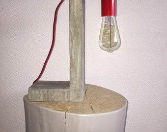 Lamp Z concrete