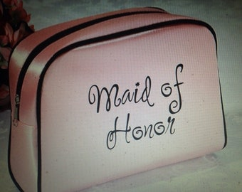 Maid of honor travel bag