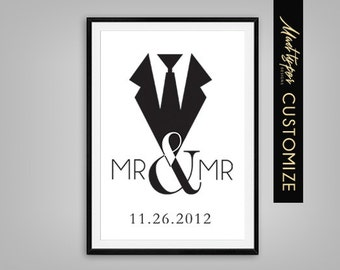 Gay Wedding - Mr & Mr