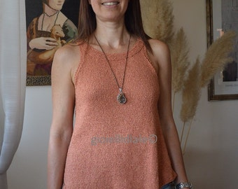 KNITTING PATTERN  Top