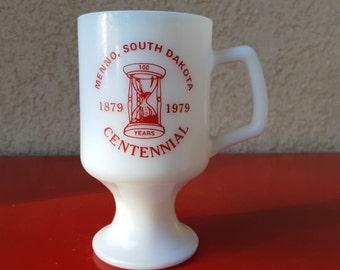 Vintage Menno South Dakota Coffee Mug