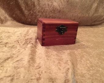Ring Box, Stash box, Trinket Box