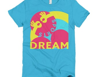 Sports Dream AA 2102 Fine Women Tee Shirt