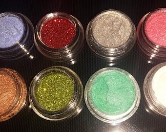 BARGAIN**30 Pigment Pots LANMEI Gorgeous Party Colours