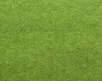 732 - Moss Green - Merino Wool Felt