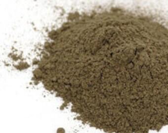 Organic Mullein Leaf Powder .5 oz.