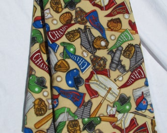 Batter Up!!!   Pillowcase Made With Baseball Fans In Mind!!!