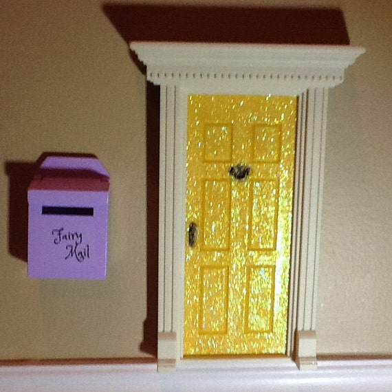 Little fairy mail box customizable a place for fairies for Little fairy mailbox