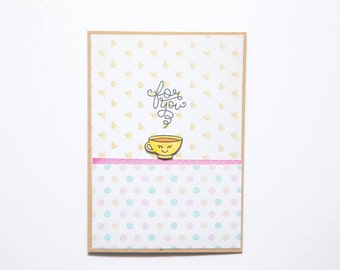 For you Coffee Card