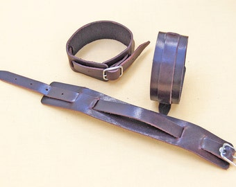 48 Leather wristband