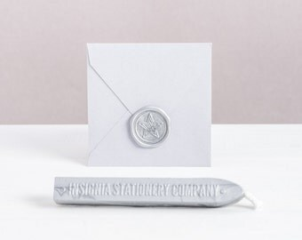 Durable Silver Sealing Wax Sticks
