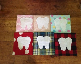 Tooth Fairy Pockets, Pick One