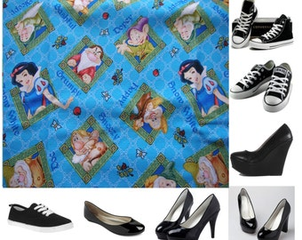 Someday my prince will come shoes