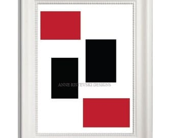 Modern Prints, Contemporary Artwork, Modern Artwork, Abstract Art, Abstract Wall Art, Minimalist Art, Minimalist Wall Art, Black and White,