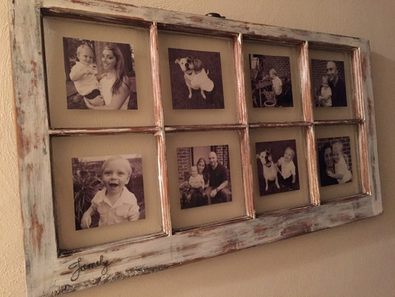 like this item - Window Pane Picture Frame