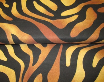 camouflage brown yellow and noir.fabric cotton fabrics cotton camouflage sold in yard