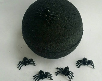 Black Hole Bath Bomb