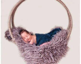 Babys  NEWBORN  HAMMOCK , photo prop,dream catcher hammock photo prop