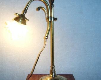Desk lamp desk lamp antique flower umbrella