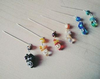 Handmade Scarf Pin