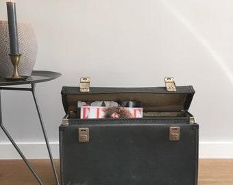 Fifties Suitcase - Vintage suitcase