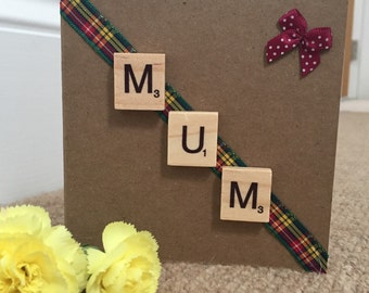 Mum Greeting Card