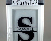 Wedding Card Box, Wedding Card Lantern, Wedding Card Holder, Personalized Wedding Card Box, Custom Card Box, Wedding Card Holder,
