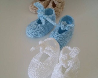 Baby booties, baby shoes