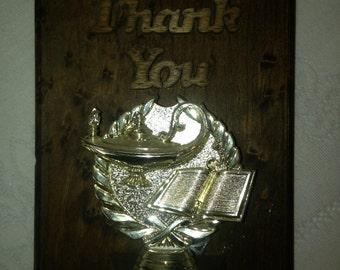 Reader's Award Trophy - Program Sponsor