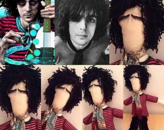 Syd Barrett Art Doll - The Prettiest Stars