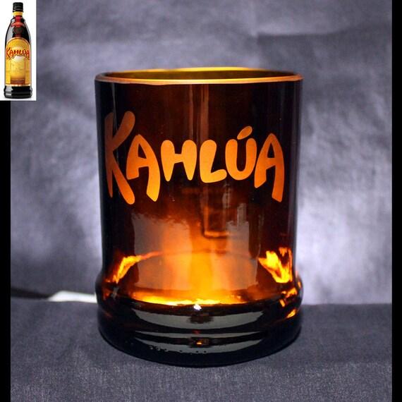 Kahlua Rum & Coffee Liqueur Premium Rocks Glass Father's