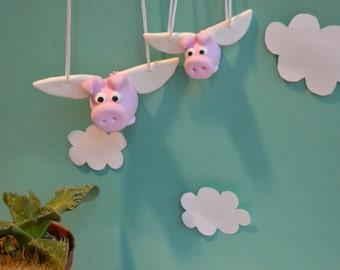 A Flying Pig / Een Vliegend Varken