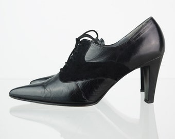 Vintage Peter Kaiser high heels black