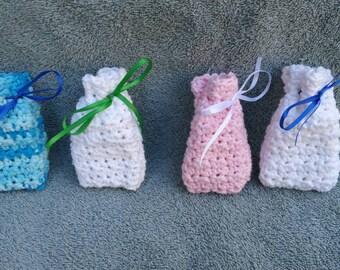 15 wedding favor bags, party favor bags, shower favor bags