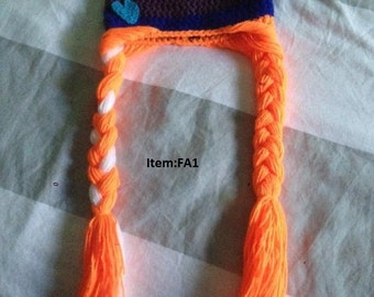 Crochet Charcter Inspired Hat