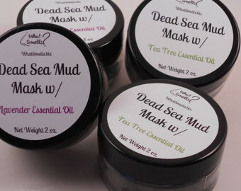 Dead Sea Mineral Mud Face Mask