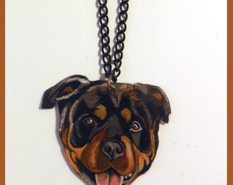 Pendant customized for your dog or your cat.