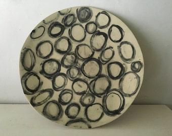 Circles Platter