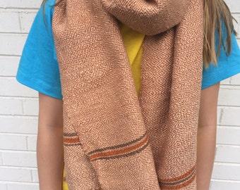handwoven thai diamond scarf
